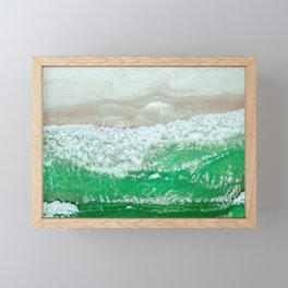 Sea 17 Framed Mini Art Print