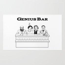 Genius Bar Rug