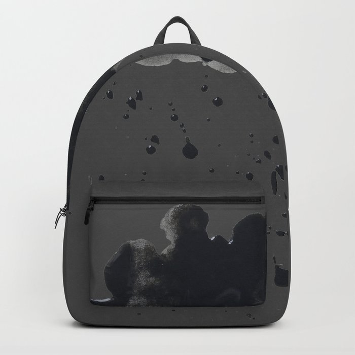 Stormy Black Clouds Version 2 For Earth Day Backpack