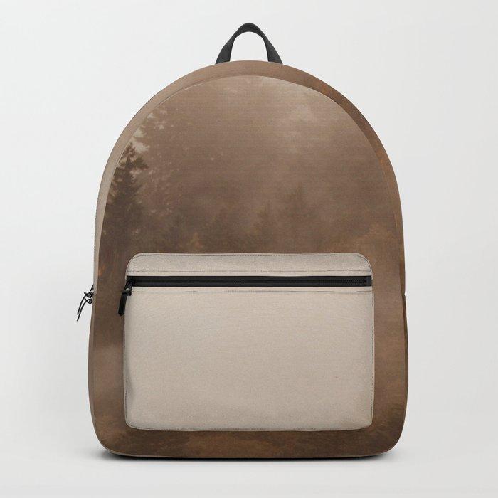 FOG IN THE MORNING Backpack