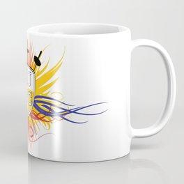 Yellow Jacket Fencing Club Classic Coffee Mug