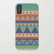 Aztec 1# Slim Case iPhone X