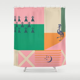 Prosperity Shower Curtain