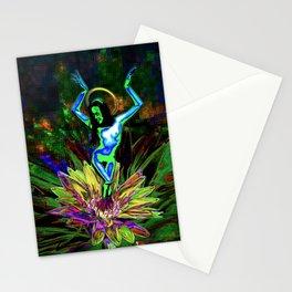 St. Mary of the Lotus (Sta. María de el loto) Stationery Cards