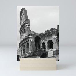 Colosseum - Rome Mini Art Print