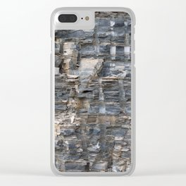 The Walcott Quarry Clear iPhone Case
