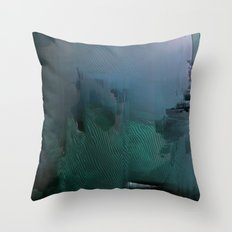 Night Party Throw Pillow