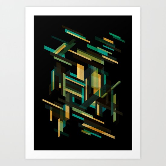 Modern Age Art Print