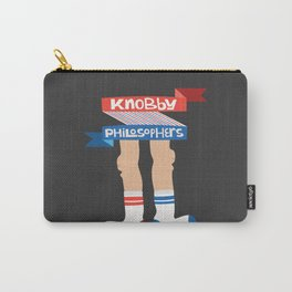 Knobby Philosophers  Carry-All Pouch
