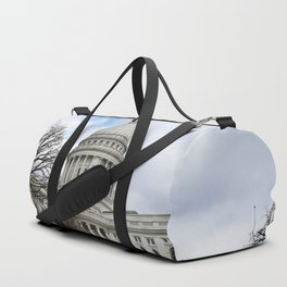 Wisconsin State Capitol Building - Madison, WI, USA Duffle Bag