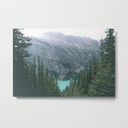 Lake Louise II Metal Print