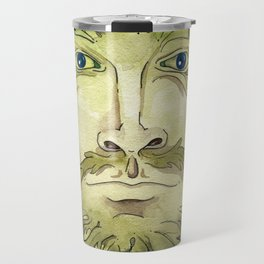 The Greenman Travel Mug