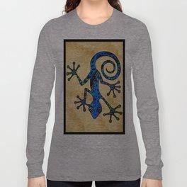 Bowie Gecko Long Sleeve T-shirt
