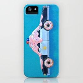 711 In Progress iPhone Case