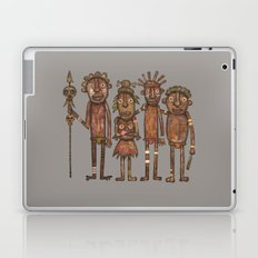 The cannibals Laptop & iPad Skin