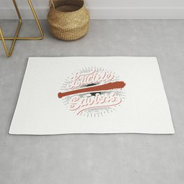 Lucille and the Saviors Rug