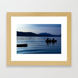 Mariners Framed Art Print
