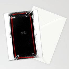 rumble Stationery Cards