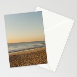 Sunrise at the paradise Stationery Cards