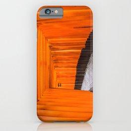 Fushimi Inari Walkway iPhone Case