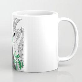 Capricorn / 12 Signs of the Zodiac Coffee Mug