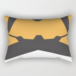 Robot Suit Rectangular Pillow