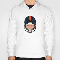 denver Hoodies featuring Faces-Denver by IllSports