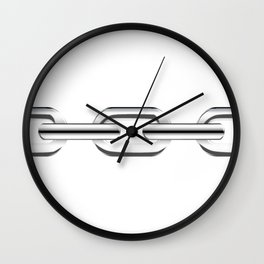 The Strong Link Wall Clock