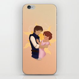 Eupunzel iPhone Skin