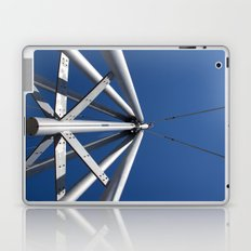 Sky and steel Laptop & iPad Skin