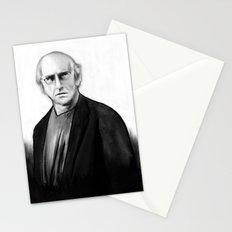 DARK COMEDIANS: Larry David Stationery Cards