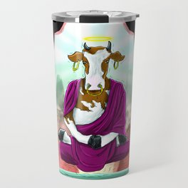 Holy Cow !! Travel Mug
