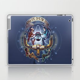 Tales from the Borderlands - Do it for Her Laptop & iPad Skin