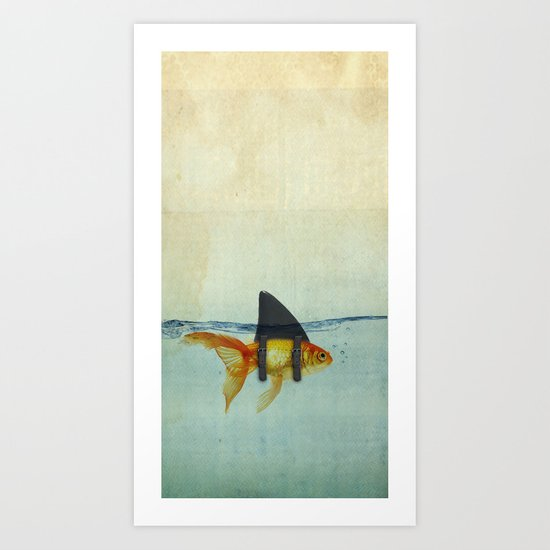 BRILLIANT DISGUISE 02 Art Print