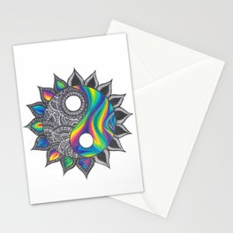 Yinyang Stationery Cards