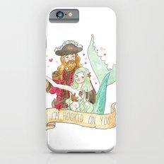 Valentine Mermaid and Pirate iPhone 6s Slim Case