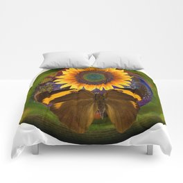 SunFlower and the Butterfly Comforters
