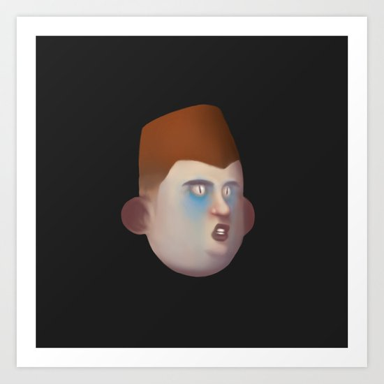 Mercurian Jimbo Art Print