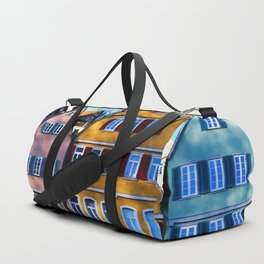 Amsterdam - World Big City Duffle Bag