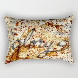 Encaustic Glory Rectangular Pillow