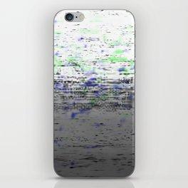 Blurred Vision iPhone Skin