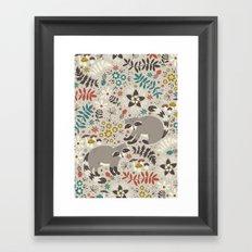 Little Rascals (Light) Framed Art Print