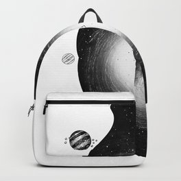 Our one heart. Backpack