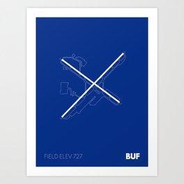 BUF - Poster Art Print
