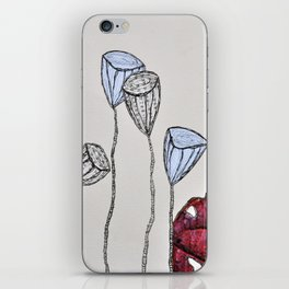 The Wood from the Trees iPhone Skin