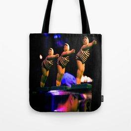 Divin' In Tote Bag