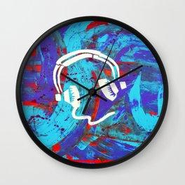 Sweet Beats Wall Clock