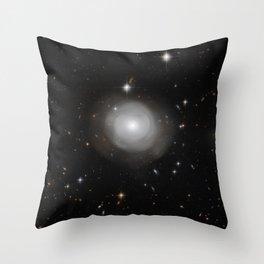 Galaxy ESO 381-12 Throw Pillow