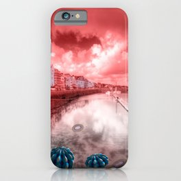 Red Harbouring  iPhone Case