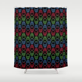 CREPPY Shower Curtain